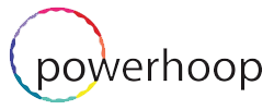 Powerhoop logo