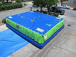 Foam Pit Airbag