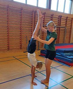 Om gymnaster 4. til 7. klasse