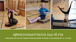 Børnegymnastikkens Dag på Fyn