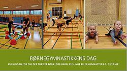 Børnegymnastikkens dag i Nordjylland