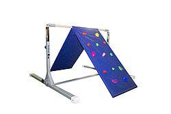 Children gymnastics equipment