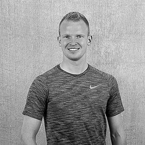 Gymnastikinstruktør Jonas Poulsen