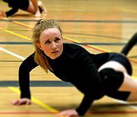 Gymnastikinstruktør Christina Bentsen